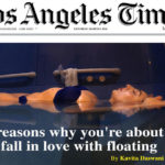 Seven reasons why floating is next thing LA Times