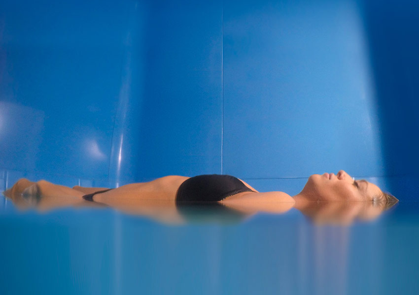 Just Float, The World's Largest Float Therapy Center